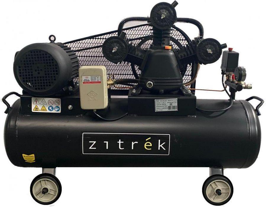 Компрессор поршневой Zitrek z3k500/100 (380В) 009-0056