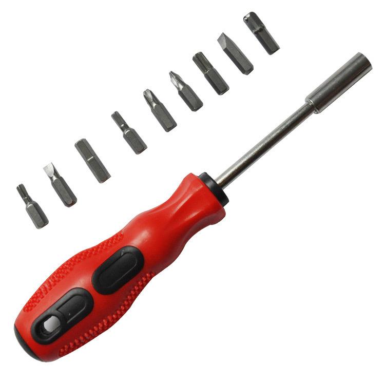 Отвертка со сменными битами и головками Zitrek SRA20 065-0019
