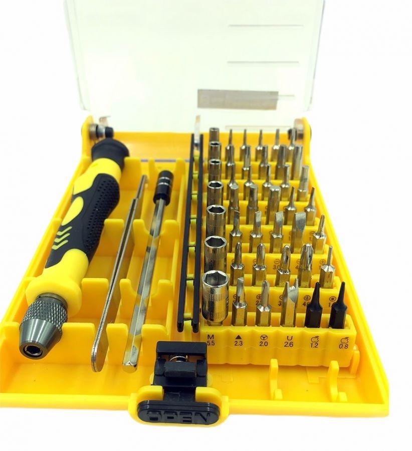 Набор прецизионных инструментов Zitrek SPB45 065-0014