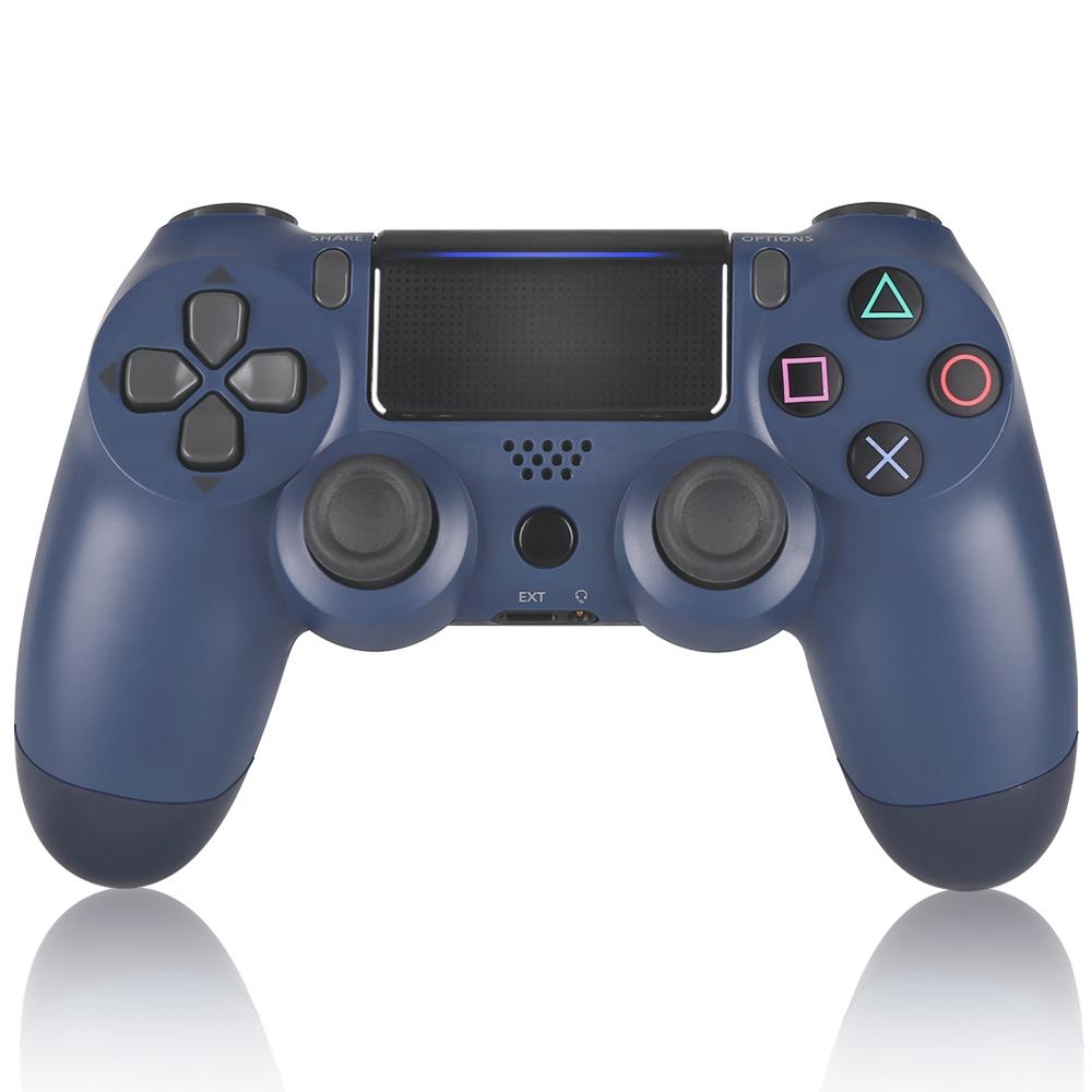 Беспроводной Bluetooth контроллер для Sony Playstation 4 Dualshock Ps4 темно синий