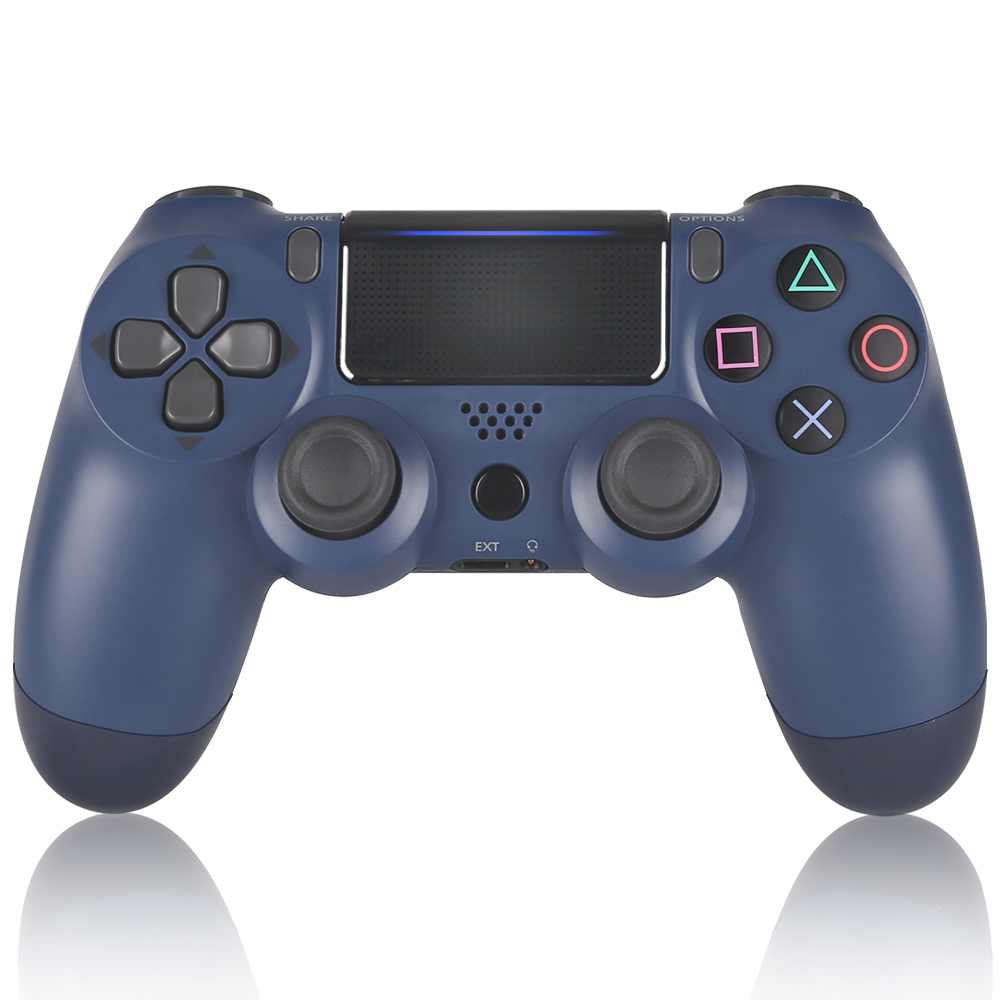 Джойстик для Playstation 4 геймпад Ps4 Синяя полночь Midnight Blue Темно синий