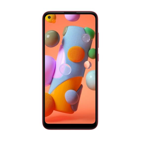 Samsung Galaxy A11 (красный)