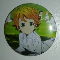 Значок (Средний 37 мм) Yakusoku no Neverland