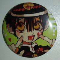 Значок (Средний 37 мм) Jibaku Shounen Hanako-kun