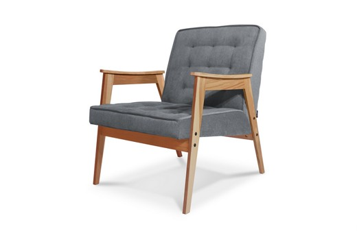 Кресло Метеор (серый)