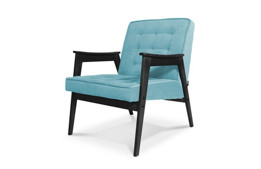 Кресло Метеор (небесный голубой)