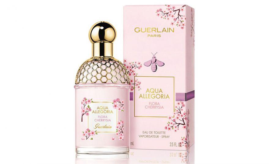 Guerlain Aqua Alleqoria Flora Cherrysia 75 мл (LUX)