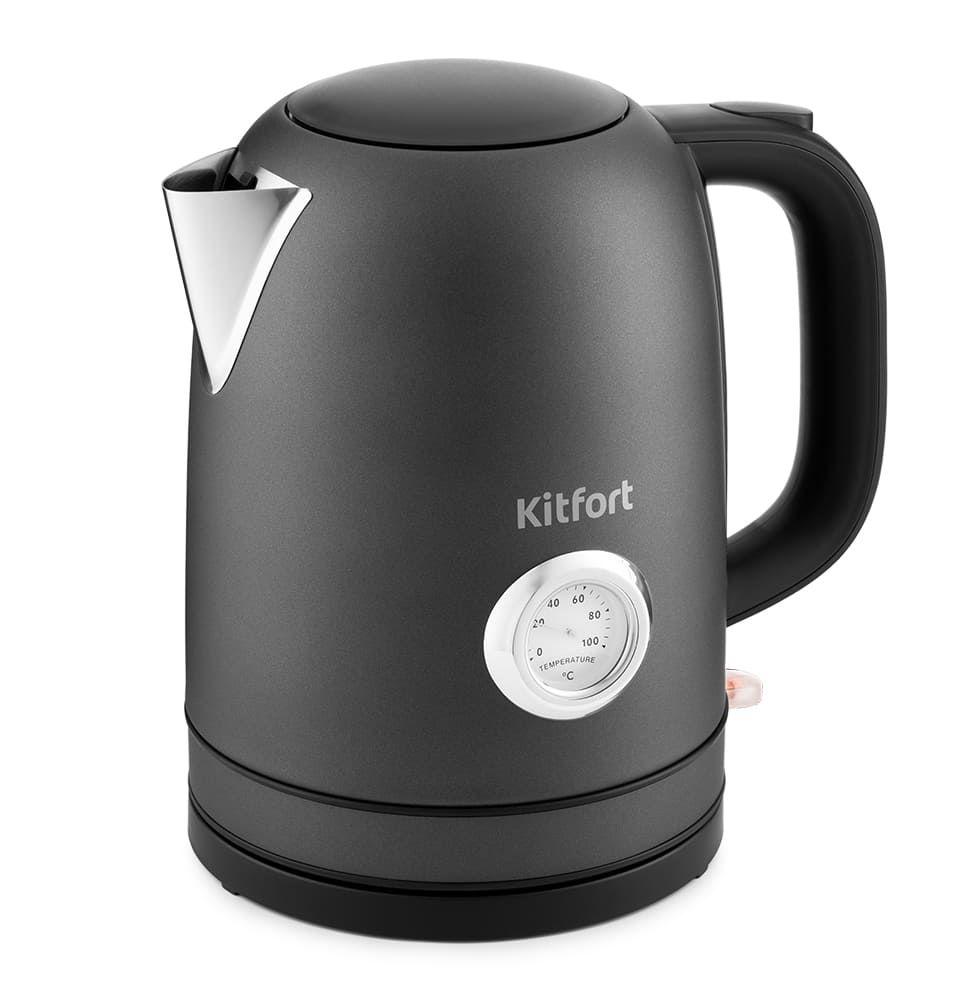Чайник KitFort КТ-683-1 графит