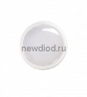 Светильник светодиодный СПБ-2-КРУГ 20Вт 230В 6500К 1400лм 250мм белый IN HOME