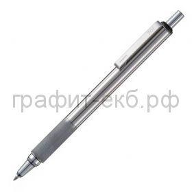 Ручка шариковая Zebra F-701 металлический корпус BAZ47-BL синяя