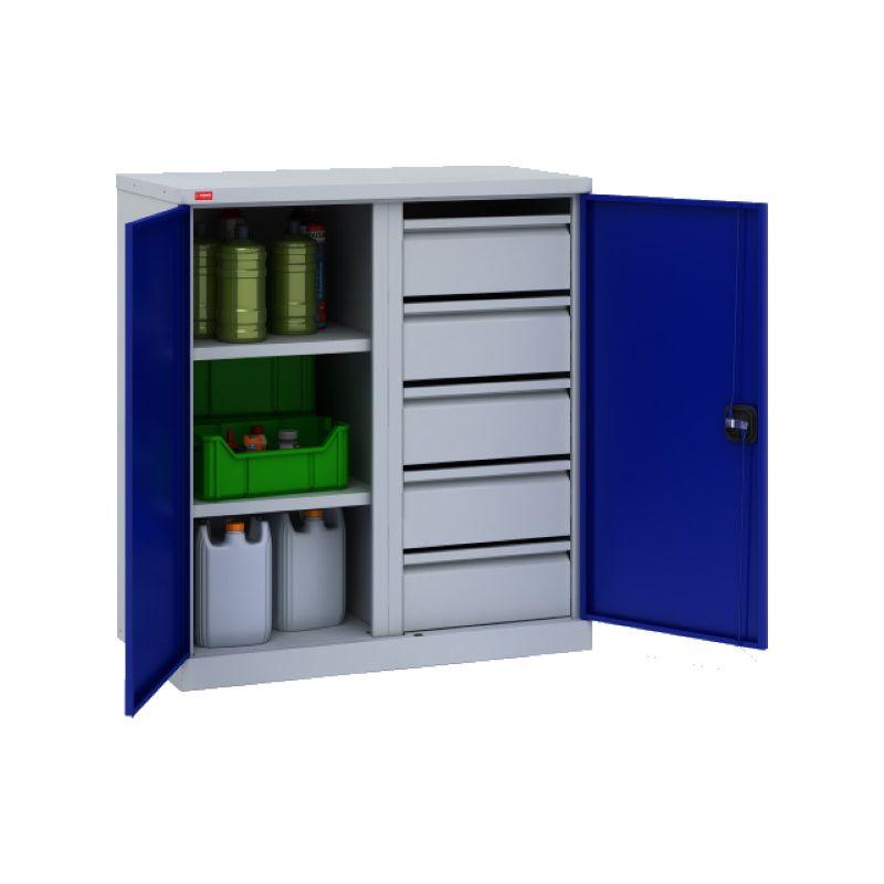 Шкаф инструментальный «ИП-2-0,5/1»