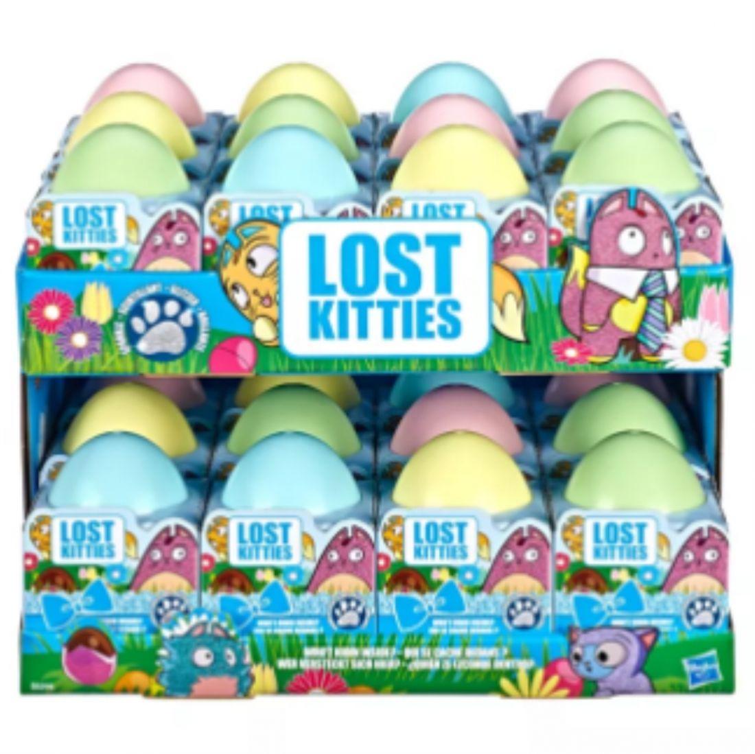 Lost kitties яйцо-сюрприз в ассортименте
