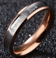 Кольцо Forever Love женское