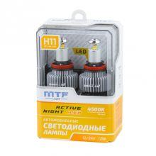 Лампы светодиодные, MTF, в противотуманные фары