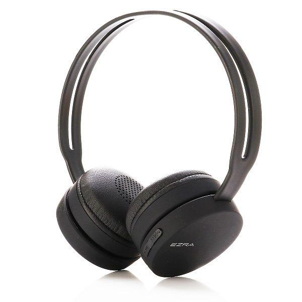 EZRA BW02 Черные наушники - гарнитура (Bluetooth)