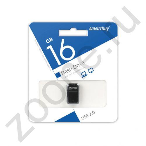 16GB USB ART черный SMARTBUY