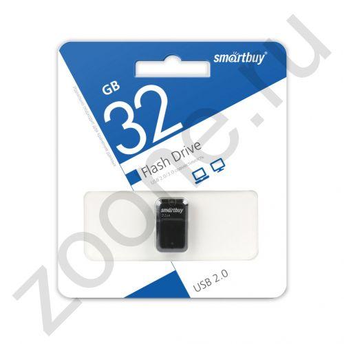 32GB USB ART черный SMARTBUY