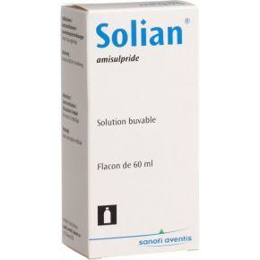 Солиан SOLIAN 400 MG (Amisulprid) 30X400MG