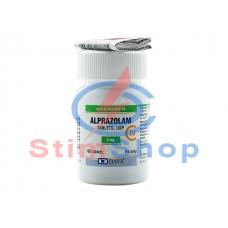 Алпразолам (Alprazolam) 2 мг 100 таблеток