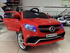 Электромобиль Mercedes Benz GLE 63S