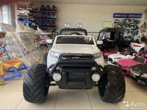 Электромобиль Ford ranger monster truck 4WD