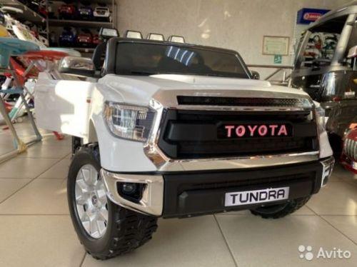 Электромобиль Toyota Tundra лицензия