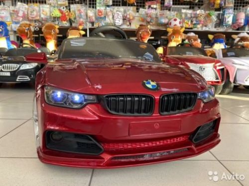 Электромобиль BMW F30 2020