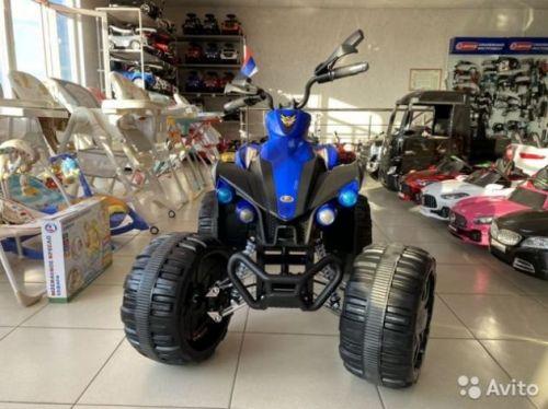 Квадроцикл Р444рр для детей от 3 до 8 лет