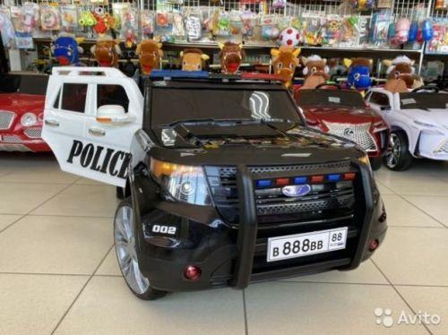 Электромобиль Ford Explorer Policia