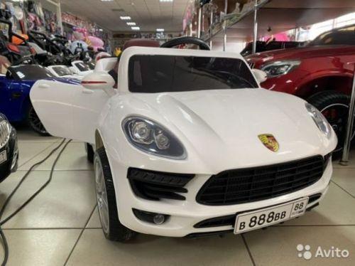 Электромобиль Porsche Macan o005oo VIP