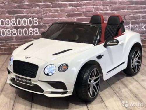 Детский Электромобиль «Bentley Continental Supersp