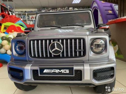 Электромобиль Mercedes-Benz G63 Big, BBH003