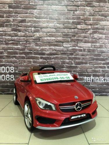 Mercedes-Benz CLA45 лицензия