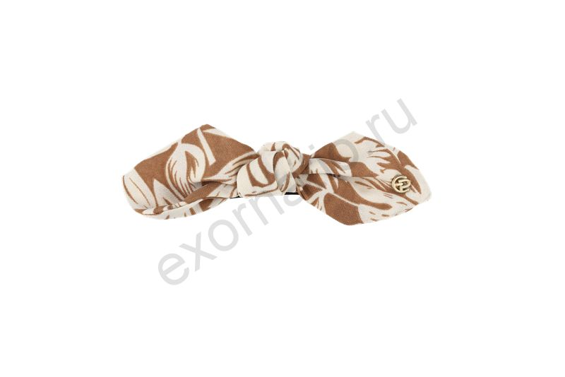 Заколка-автомат Evita Peroni 31621-328. Коллекция Hair Clip Coffee