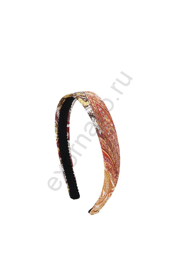 Ободок Evita Peroni 31640-770. Коллекция Hair Band 1 Lt.Orange
