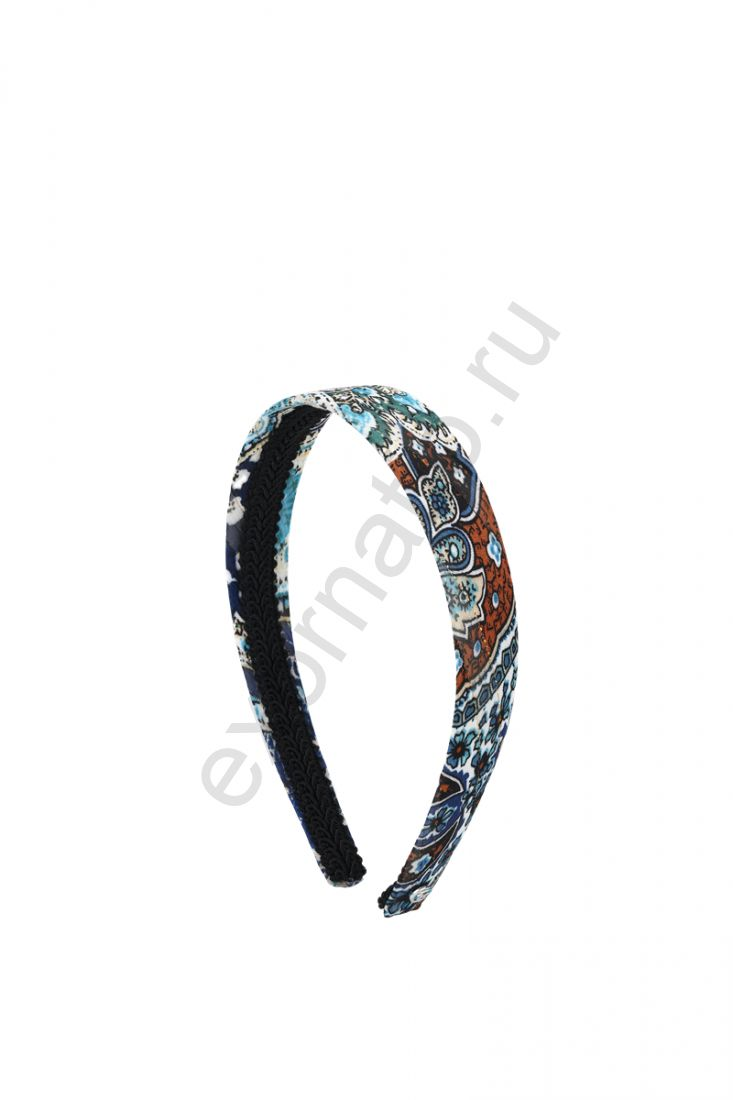 Ободок Evita Peroni 31640-816. Коллекция Hair Band 1 Aqua Blue