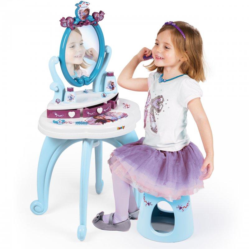 туалетный столик  снежная королева