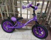 """Велосипед детский Беговел Novatrack Magic 12"""", цвет фиолетовый"""