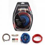 Набор кабелей для автоакустики MDK MD-8 (4.5м) (УЦЕНКА, БЕЗ УПАКОВКИ)
