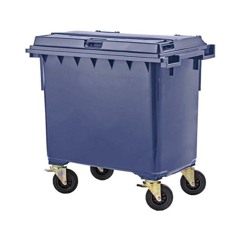Мусорный контейнер на колёсах «MGBW-770» 770л
