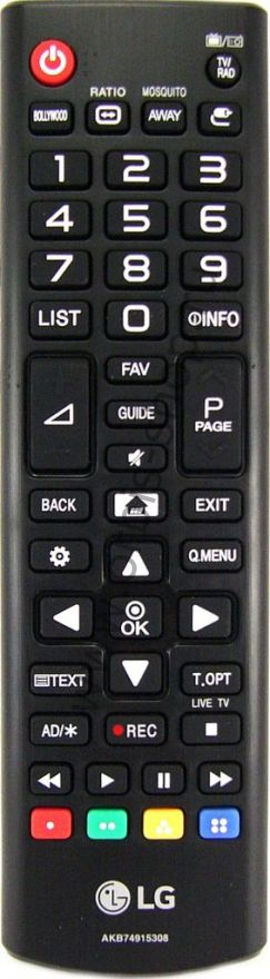 Пульт LG AKB74915308