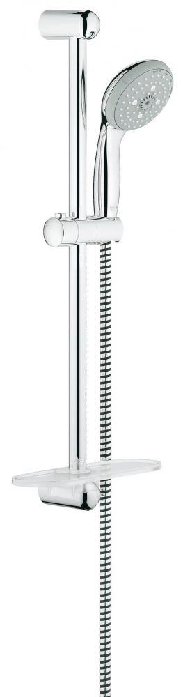 Душевая колонна Grohe New Tempesta 100 IV 28436002 (28436001) с полочкой ФОТО