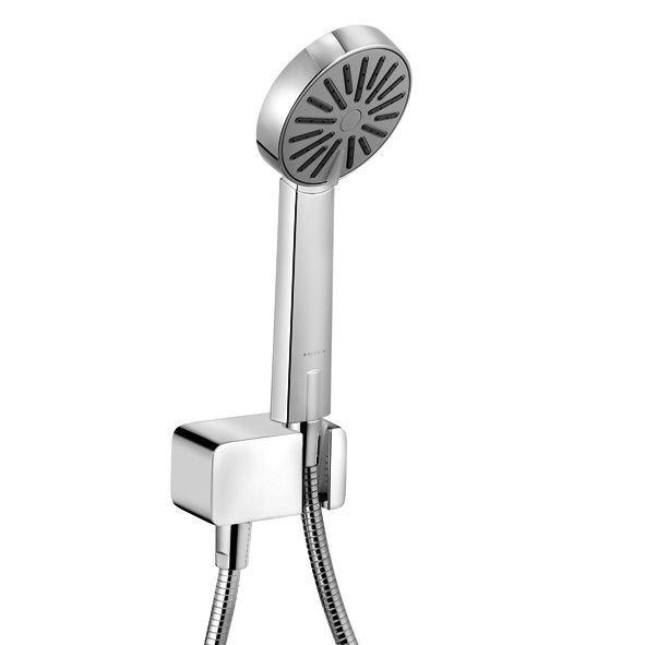 Душевой гарнитур Kludi A-Qab 6567005-00 для ванны ФОТО