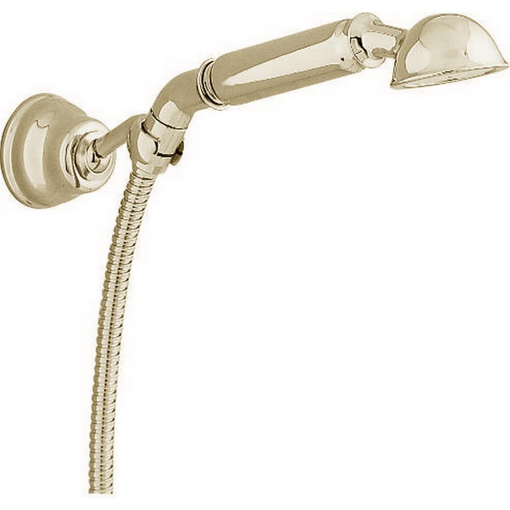 Душевой гарнитур Cisal Shower AR00305024 золотого цвета ФОТО