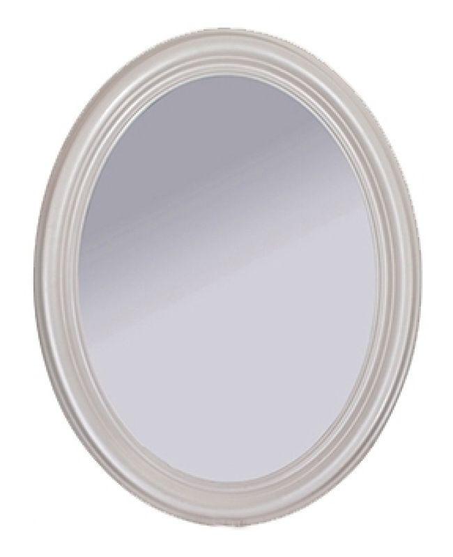 Зеркало Tiffany World 7705 beige perlato в раме 70х90 ФОТО