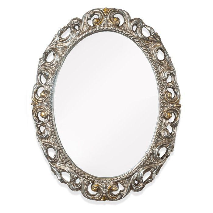 Зеркало Tiffany World TW03642mecca в раме: 72х92 ФОТО