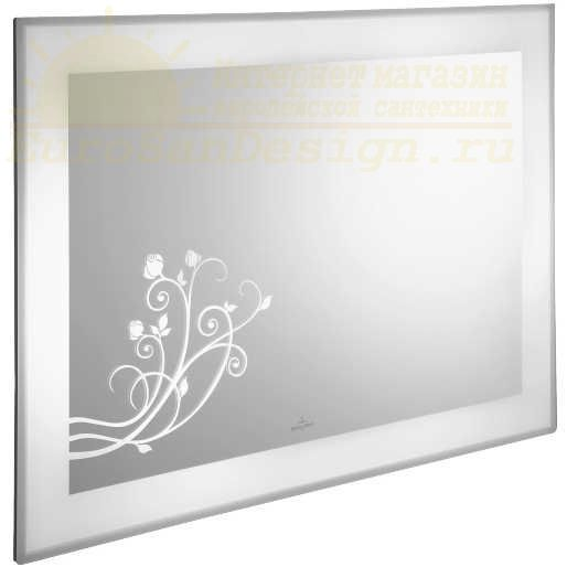 Зеркало с подсветкой Villeroy&Boch La Belle A337 A500 ФОТО
