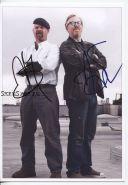 Автографы: Джэйми Хайнеман, Адам Сэвэдж.  Разрушители легенд / MythBusters