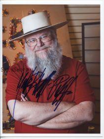Автограф: Марк Холл Паттон. Звёзды ломбарда / Pawn Stars. Реставрация по-американски