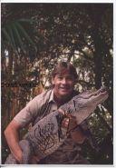 Автограф: Стив Ирвин. Охотник на крокодилов / Crocodile Hunter. Редкость